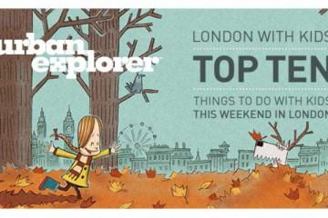 UrbanExplorer Top Ten Things to Do This Weekend