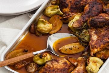 Zita West Slow Roasted Paprika Chicken