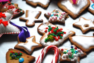 Cooking Them Healthy Festive Fun Treats