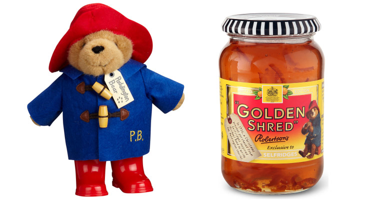 Paddington Bear Fever