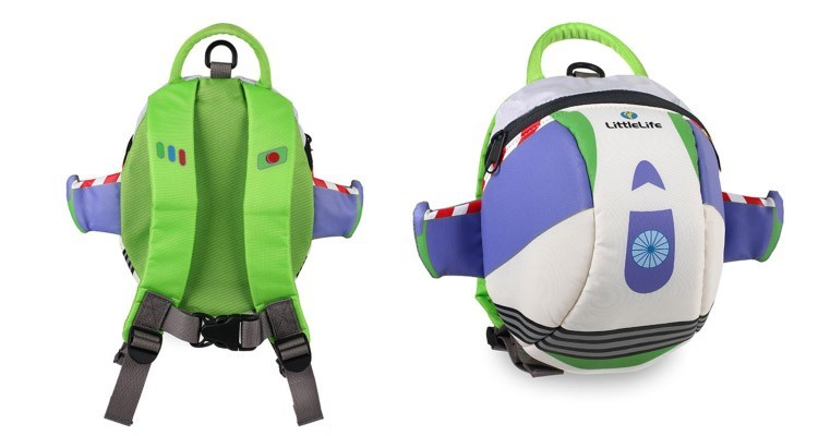 ae2ce229be The Coolest New Toddler Backpack. My Baba