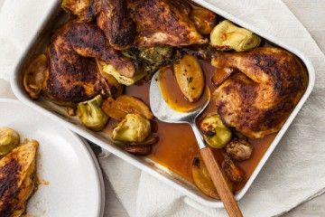 Zita West's Slow-Roasted Paprika Chicken