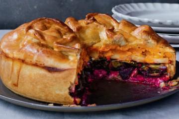 Anna Jones's Goodwill Rainbow Pie