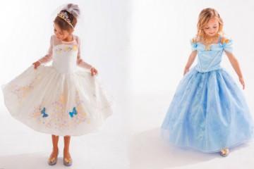 Cinderella at Harrods