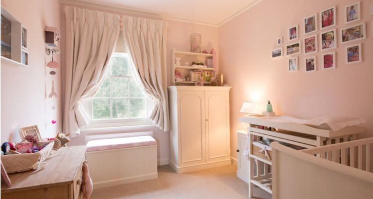 Fee Drummon Designing to Girls' Bedroom