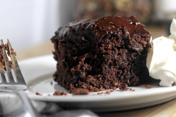 Guilt Free Chocolate Cake