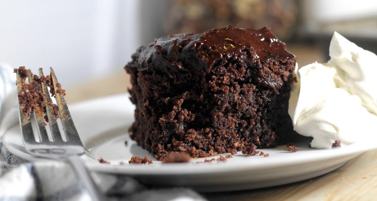 Guilt Free Chocolate Cake