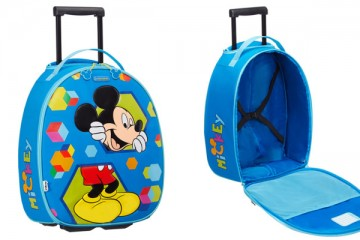 Samsonite Micky Mouse Suitcase