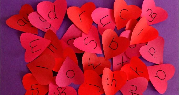 Valentine's Phonics