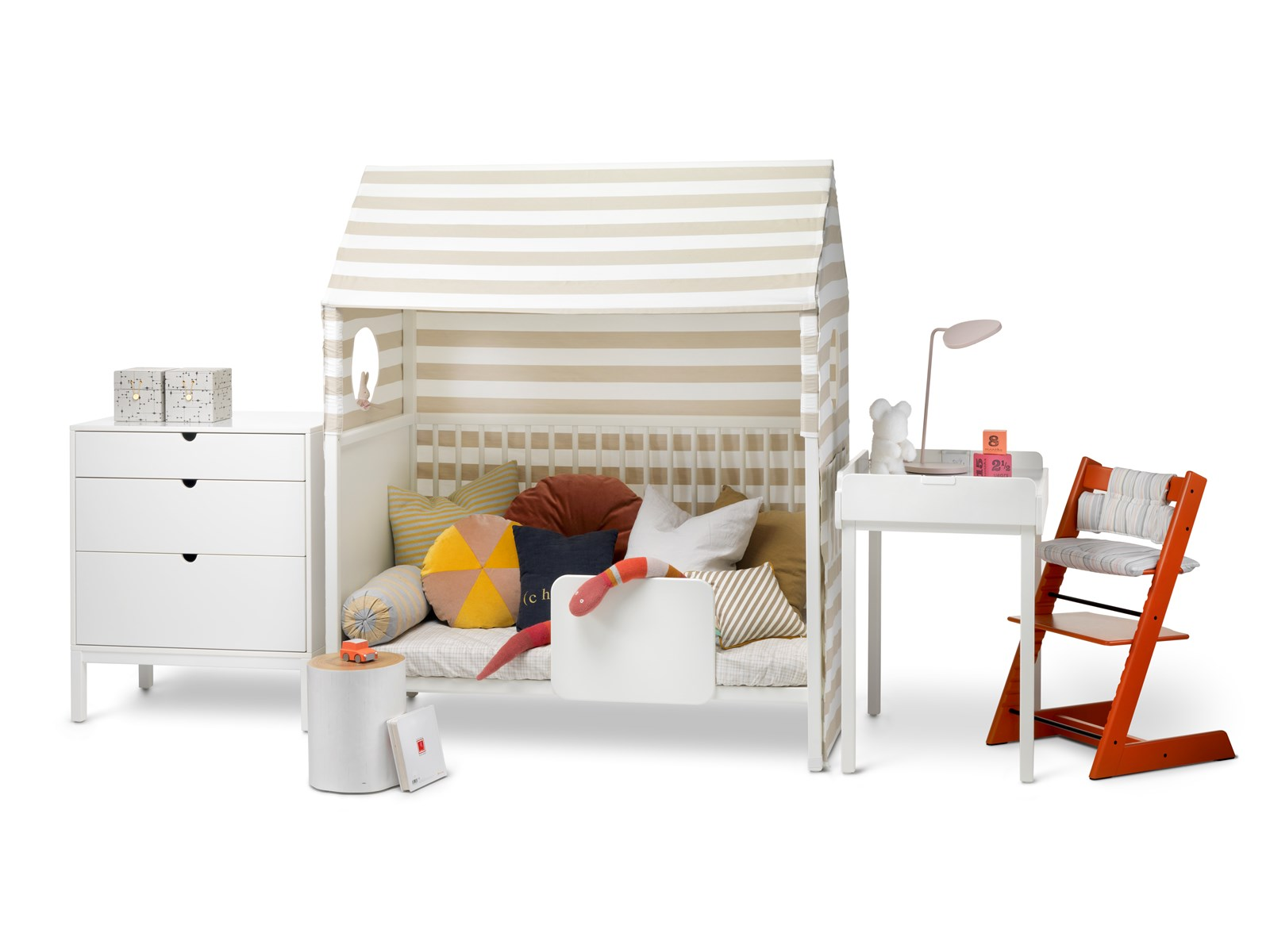 The Launch Of Stokke Home At The Baby Show My Baba