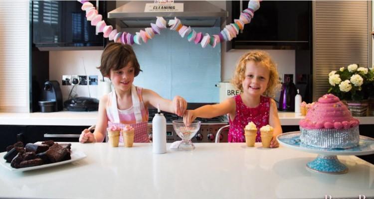 Tips on Children's Baking Parties