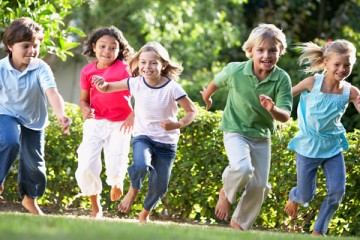 5 Old Fashioned Games to Play with the Kids This Easter