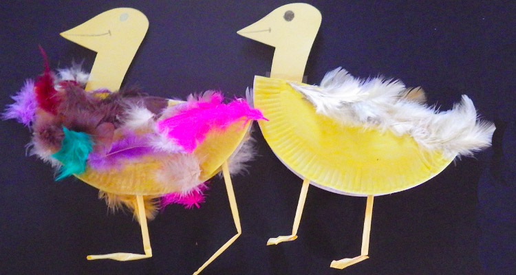6-Little-Ducks-Arts-and-Crafts
