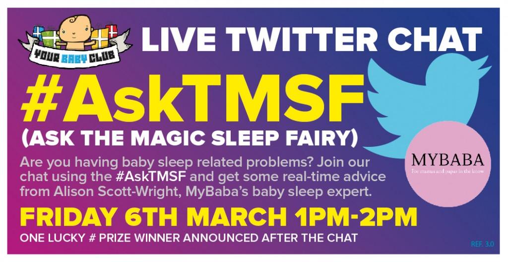 #AskTMSF