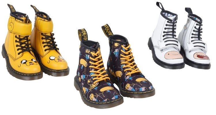 Dr Martens x Aventure Time