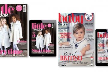 Free Digital Copy of Baby London Little London