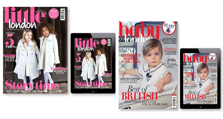 Free Digital Copy of Baby London Little London