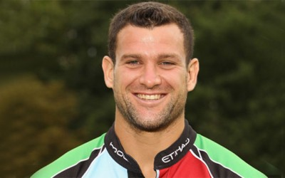 Karl Dickson Quins Twins' Daddy Blog
