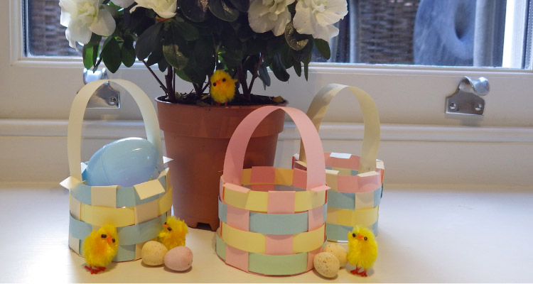 Make Your Own Easter Baskets