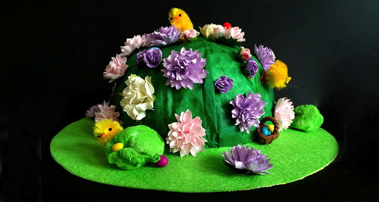 Make Your Own Easter Hunt Easter Bonnet