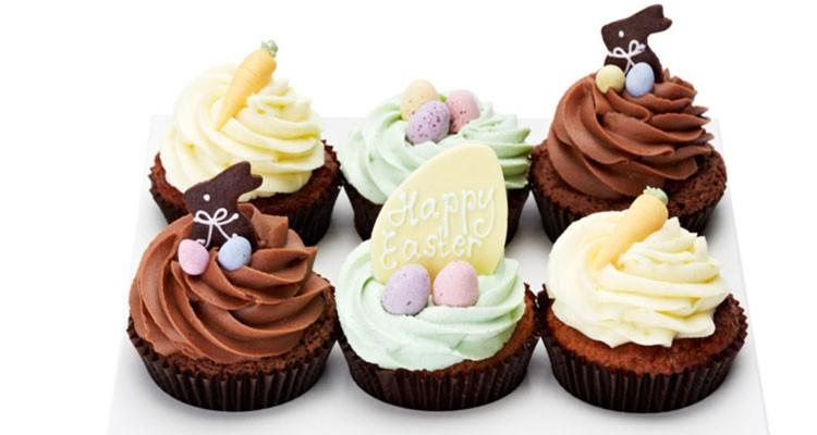 Peggy Porschen's Easter Cupcakes