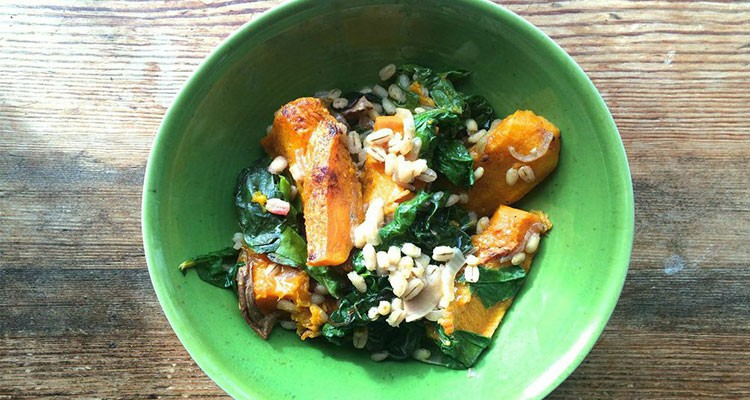 The Food Stork's Meat Free Recipe