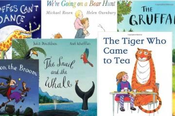 6 Bestselling Children's Books