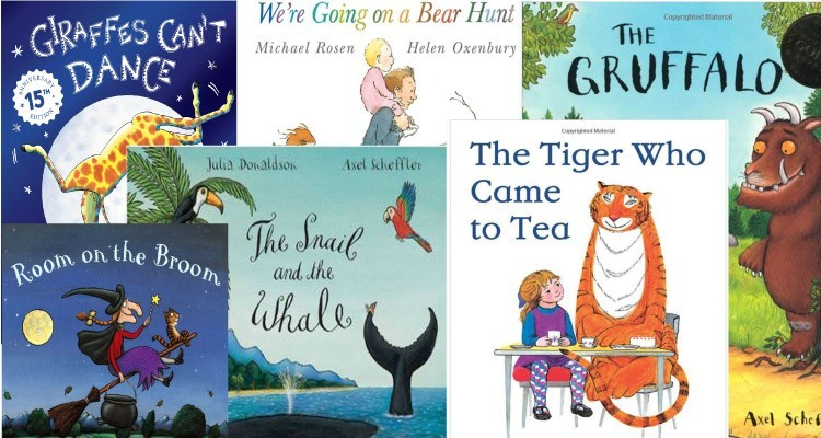 6 Bestselling Children's Books