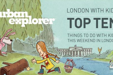 UrbanExplorer's Things to Do With The Kids