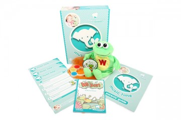 Win! Babycademy's Music Time Kit