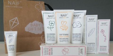 Win Naif's Baby Starter Set