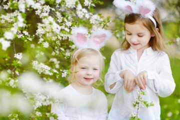 Fun and Healthy Easter Ideas