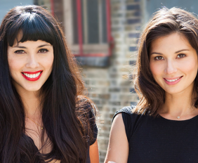 Interview with Hemsley and Hemsley