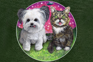 Interview with Norbert and Lil Bub