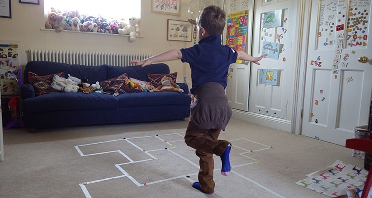 Letter and Sight Word Maze