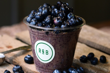 Roots and Bulbs Smoothie Bowl