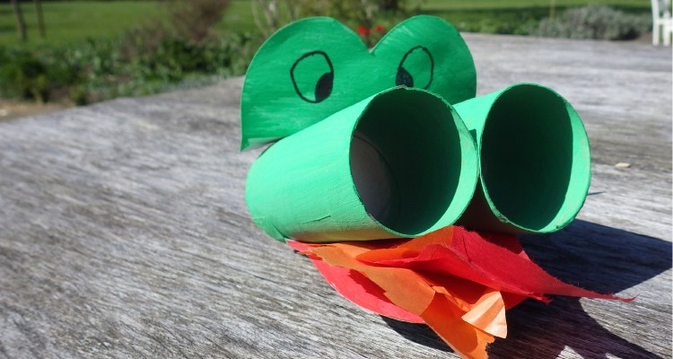 Junk Model Dragon For St George S Day My Baba Parenting Blog