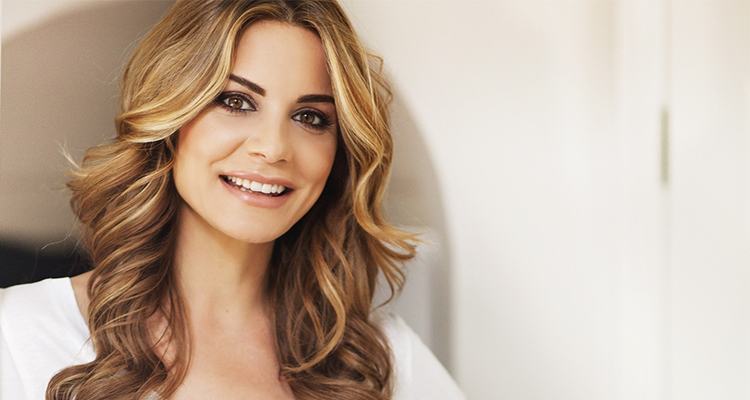 Presenter Charlotte Jackson On Sky Sports Staying In