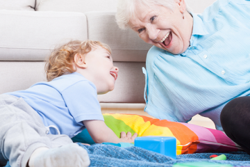 Why Grandparents and Buying and Using Kids Toys More Than Ever