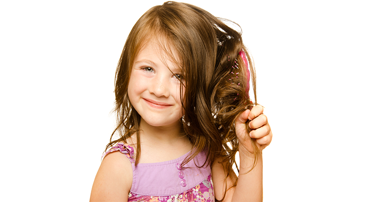 10 Top Tips for Detangling Children's Hair ||My Baba