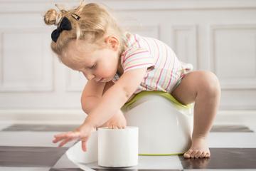 Baby-Led Potty Training