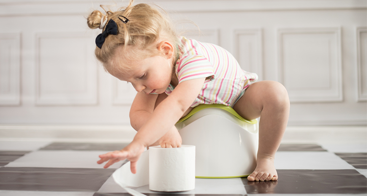 Baby-Led Potty Training