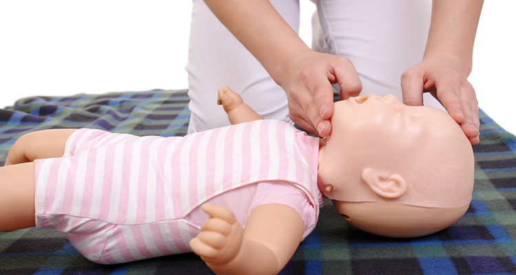 Basic First Aid in a Few Simple Steps