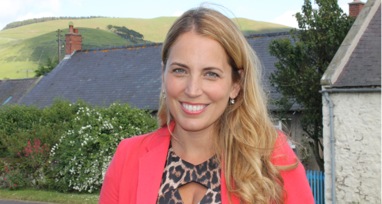 Jasmine Harman Interview