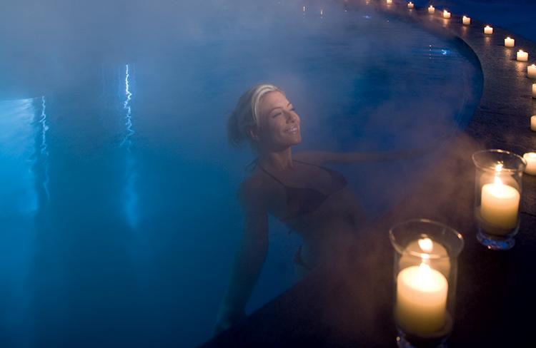 Gstaad-Palace-Spa---Outdoor-pool-Babymoon