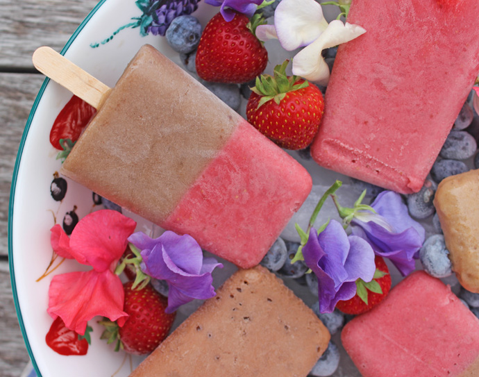 15 of The Coolest Ice Lolly Recipes for Summer | My Baba
