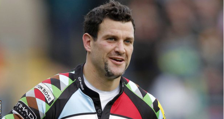 Karl Dickson Quins Twins Diary