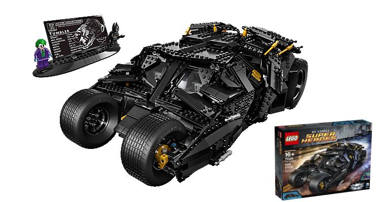 Lego The Tumbler