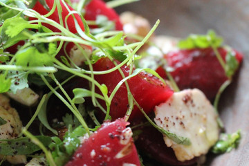 Healthy Beetroot Salad
