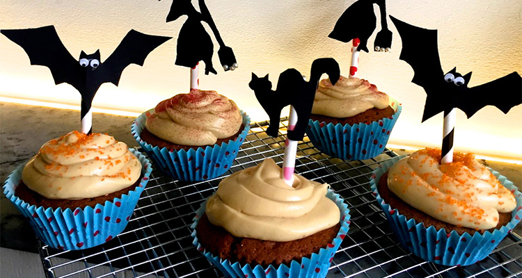 Ashley's Halloween Cakes